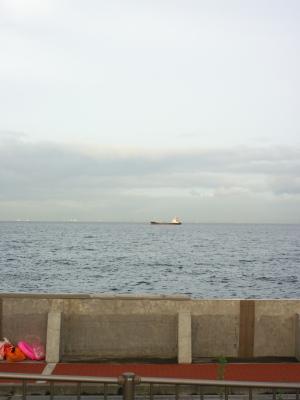 リネツから見た海